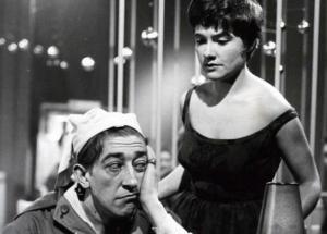 Jef Cassiers, Denise De Weerdt in Hoe zotter, hoe liever (1960)