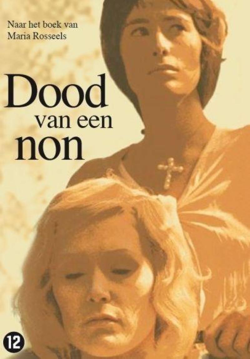 Poster Dood van een non