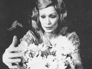 Nellie Rosiers in Dood van een non (1975)