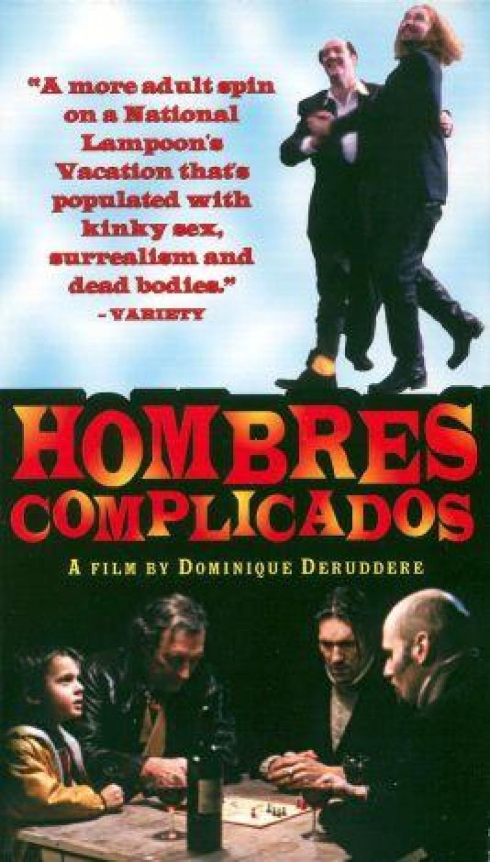 Poster Hombres complicados