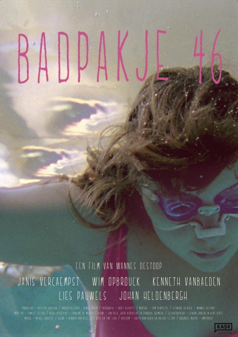Poster Badpakje 46