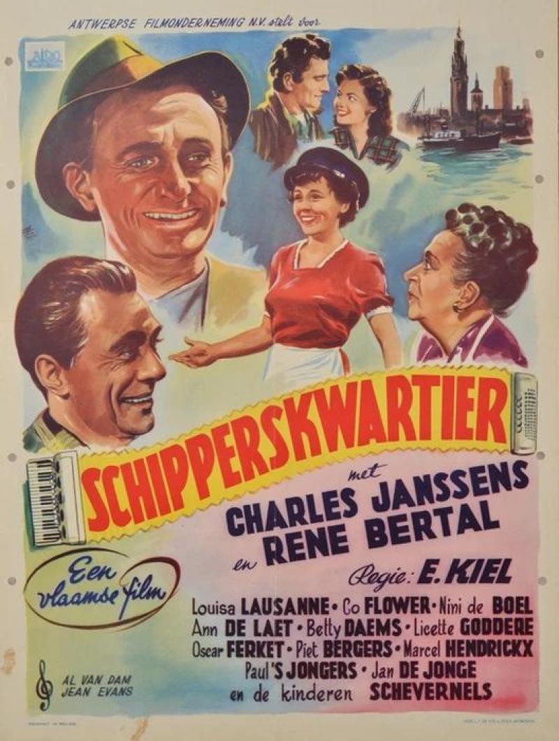 Poster Schipperskwartier