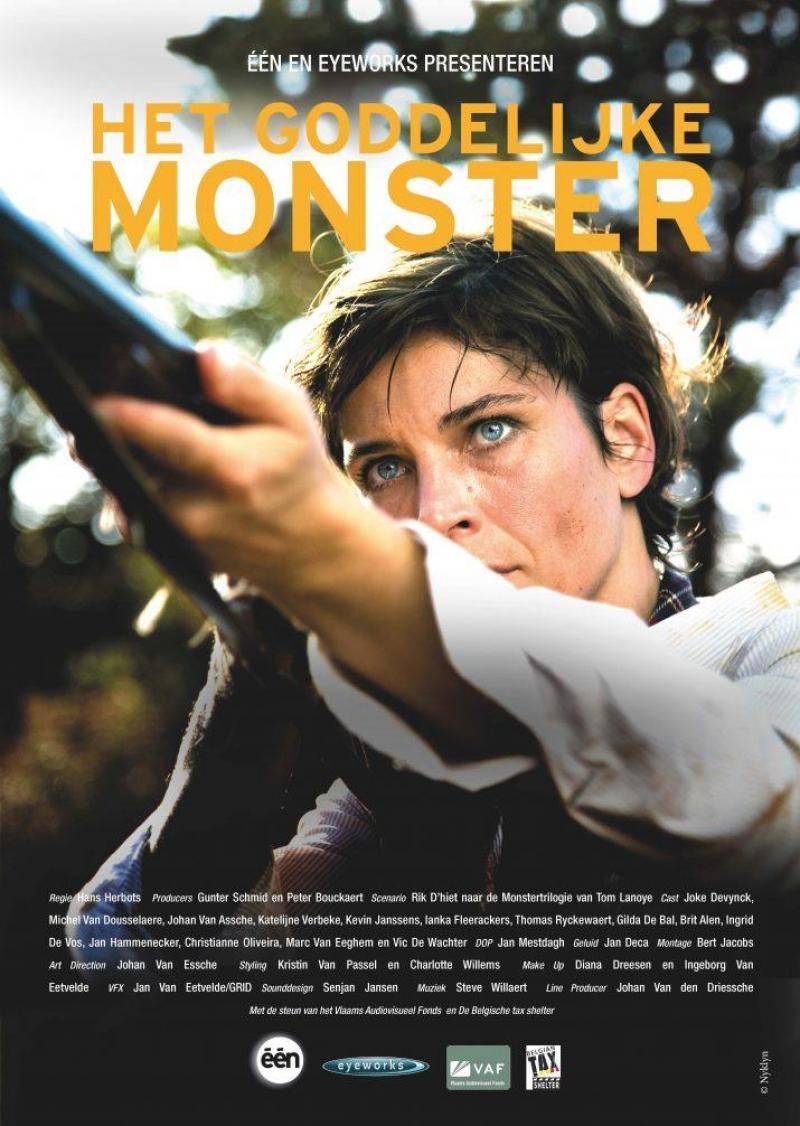 Poster Het goddelijke monster