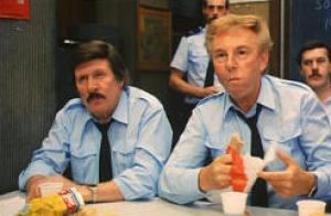 Leo Martin, Gaston Berghmans in Paniekzaaiers (1986)