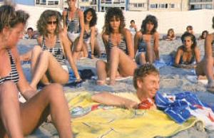 Gaston Berghmans in Paniekzaaiers (1986)