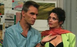 Hans De Munter, Wendy Van Wanten in Meester!
