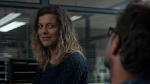 Ella Leyers in Professor T.