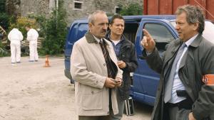Daan Hugaert, Mark Stroobants, Hubert Damen in Witse