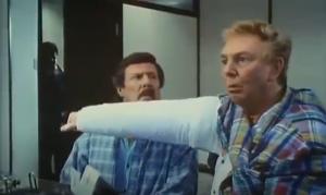 Leo Martin, Gaston Berghmans in Gaston en Leo in Hong Kong (1988)