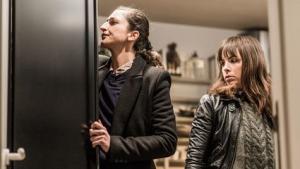 Sachli Gholamalizad, Eline Kuppens in De Bunker
