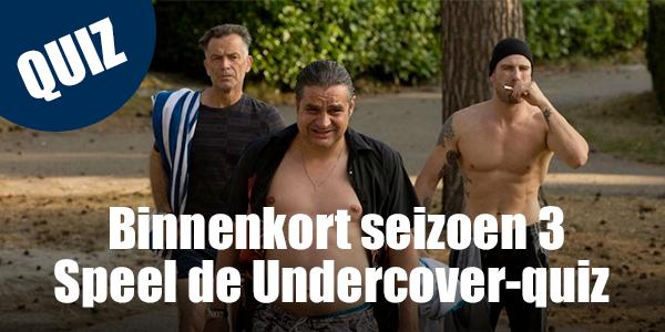 Undercover-quiz