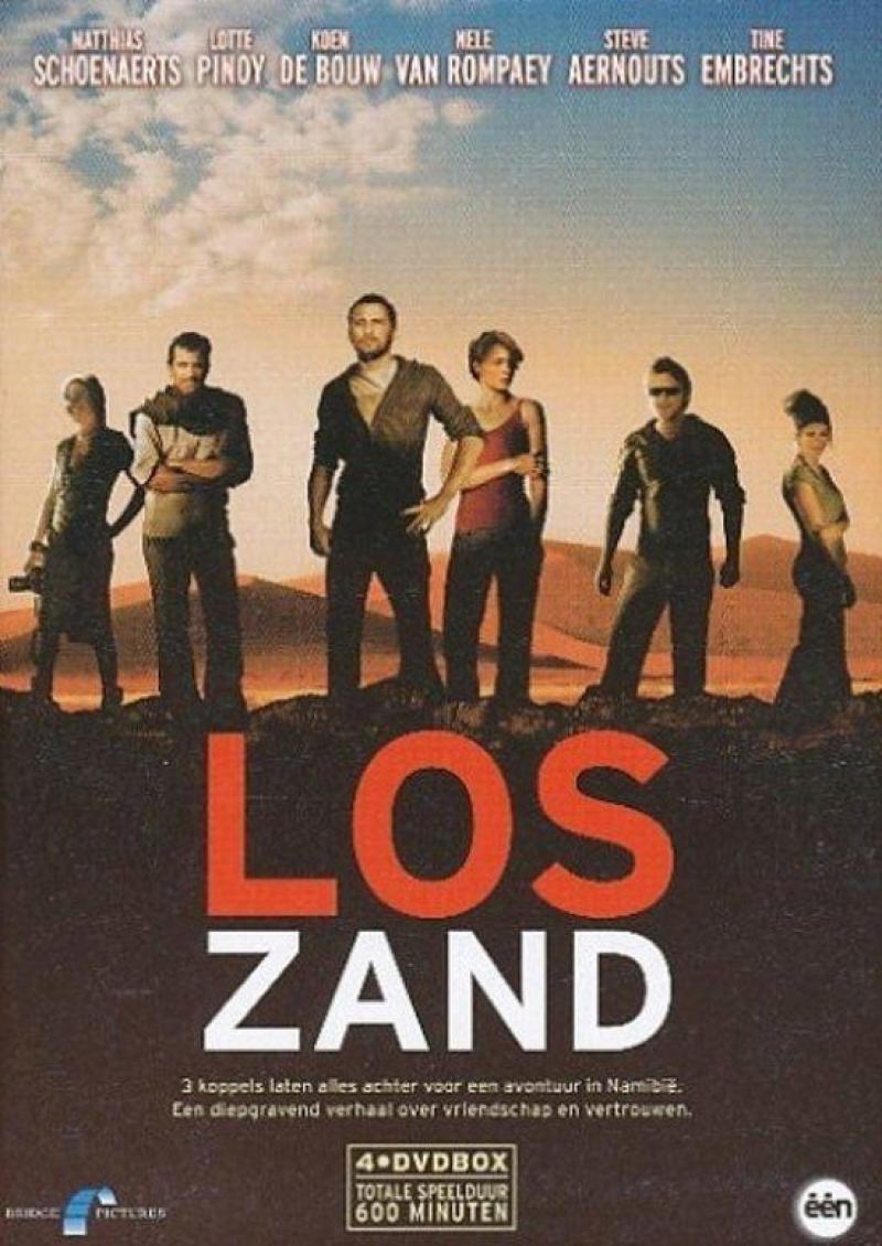 Poster Los zand