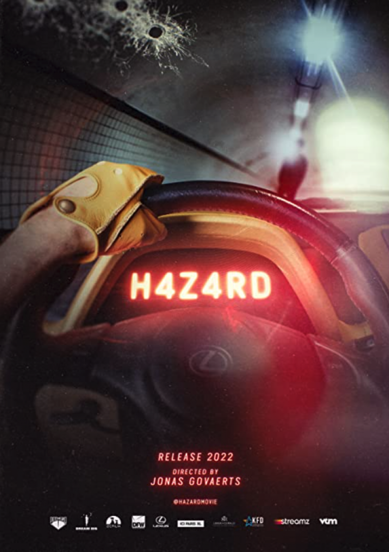 Poster H4Z4RD