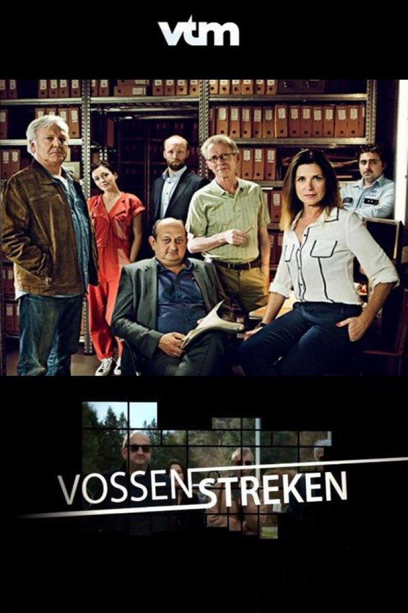 Poster Vossenstreken
