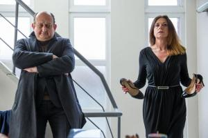 Jappe Claes, Barbara Sarafian in Vossenstreken